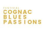 logo de Cognac Blues Passions