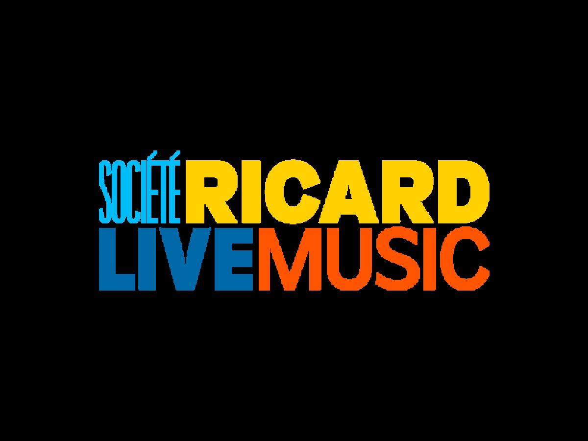 logo de Société Ricard live music