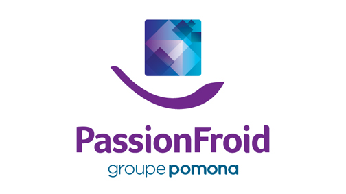 logo de Passion froid groupe Pomona